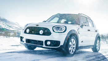 A blue Countryman